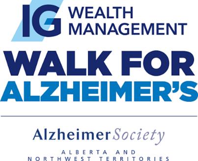 IG Wealth Management Walk for Alzheimer's Online - Edmonton