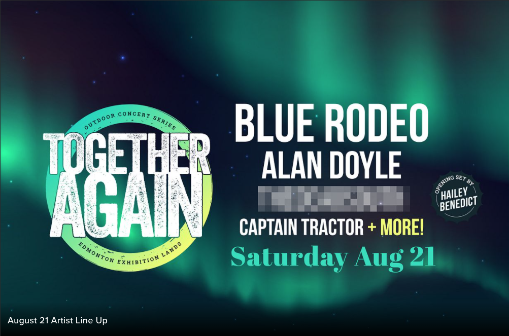 Together Again: Blue Rodeo