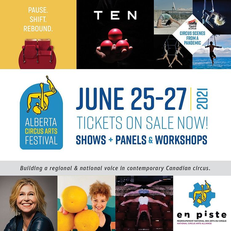 Alberta Circus Arts Festival