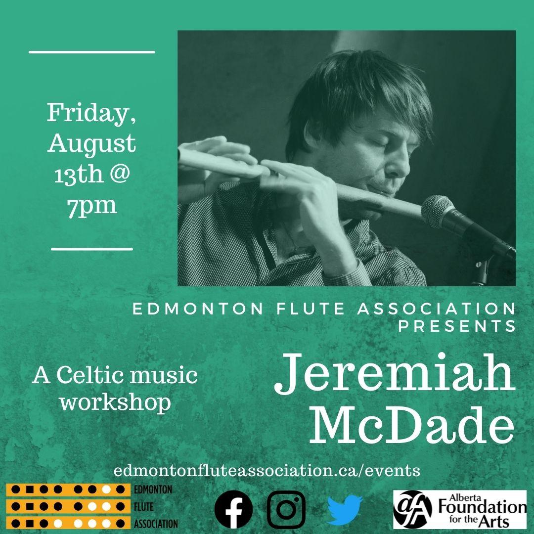 Celtic Flute Workshop