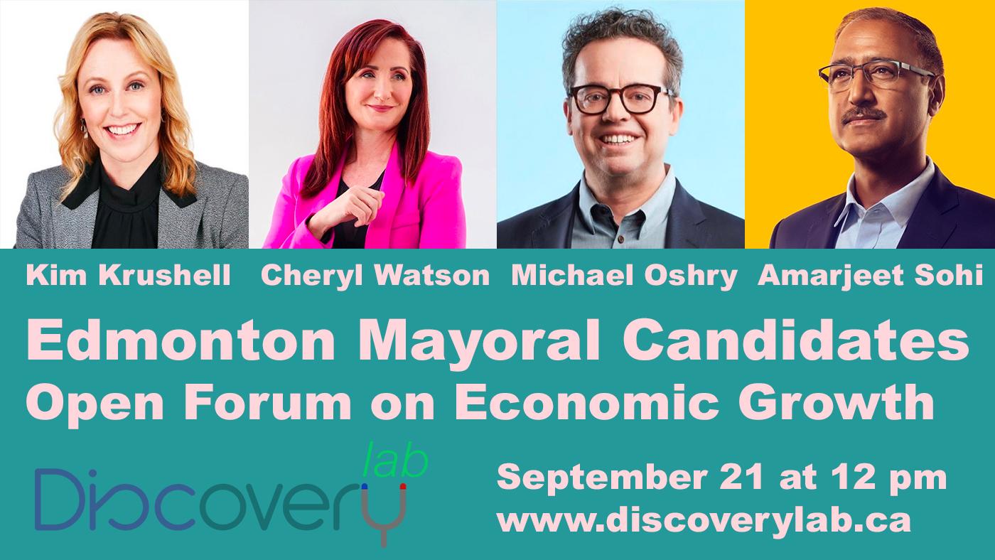 Edmonton Mayoral Forum