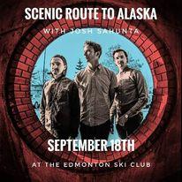 Edmonton Ski Club Presents Winter-In-Summer featuring Scenic Route To Alaska & Josh Sahunta