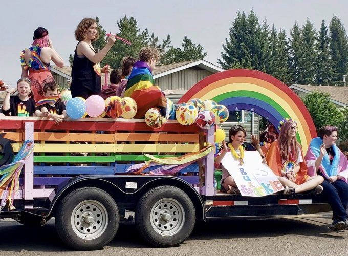 Revving Loud and Proud: Spruce Grove Car Pride Parade