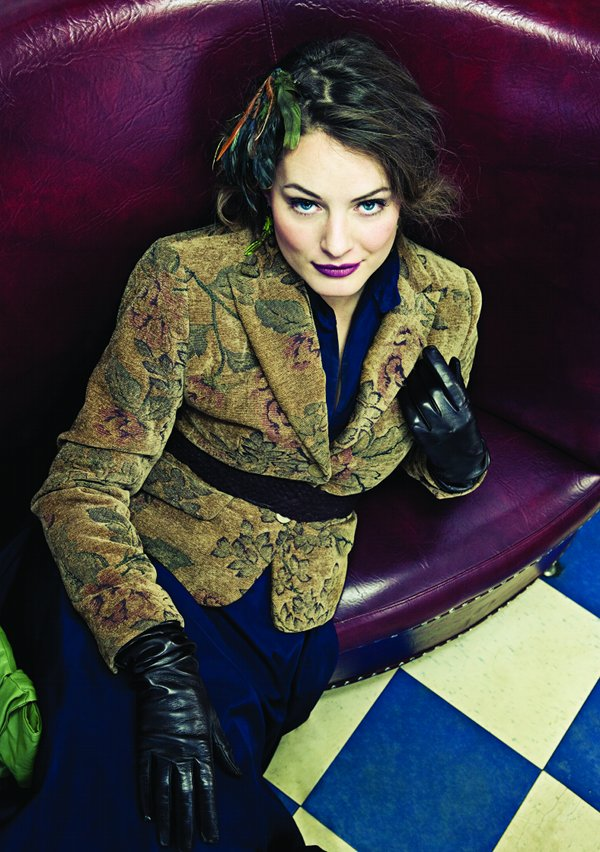 Style Q&A: Stephani Carter