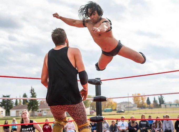 Real Canadian Wrestling