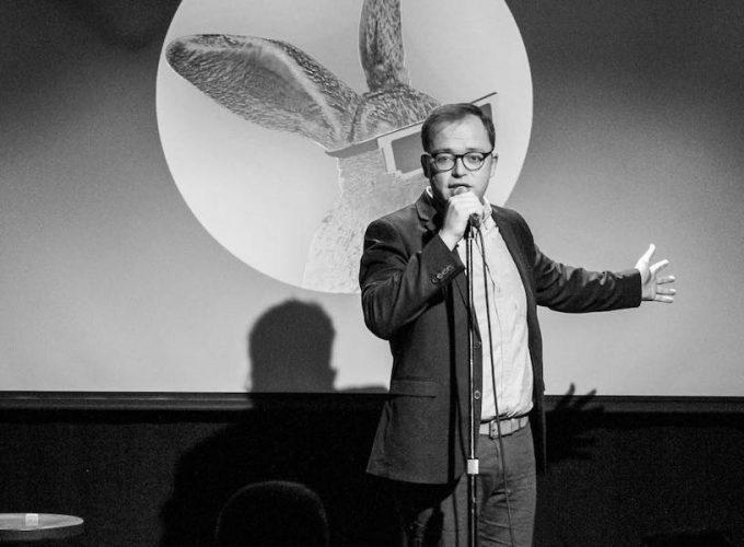 Simon Gorsak at the Stand-up Show