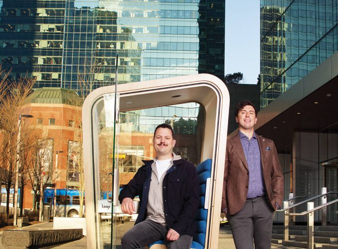 Return Of The Phone Booth — No Change Necessary