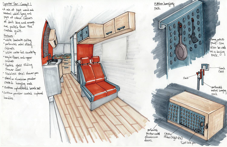 126_Sprinter Van Concept