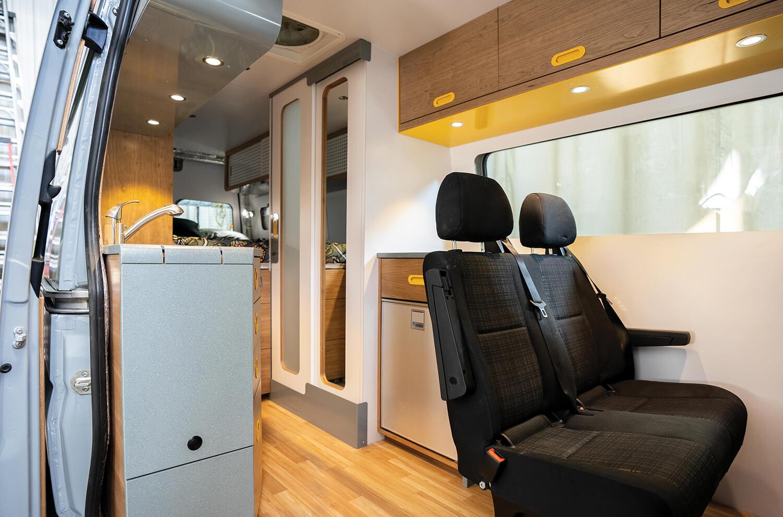 126_Sprinter Van Interior Design