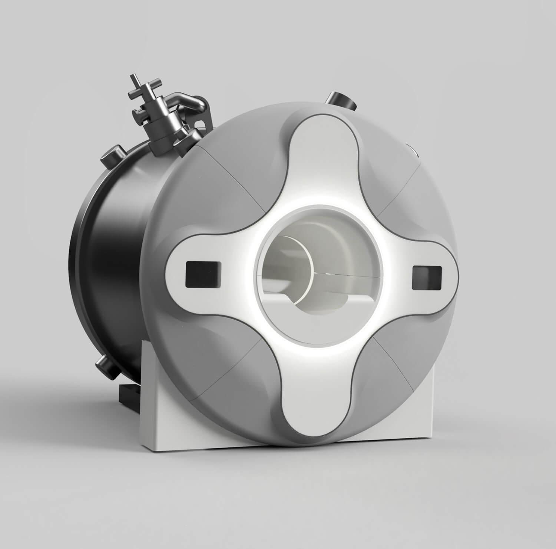 126_U of A MRI Machine Concept Render