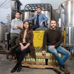 How About 'Dem Apples? Broken Spoke is the City's First Cidery