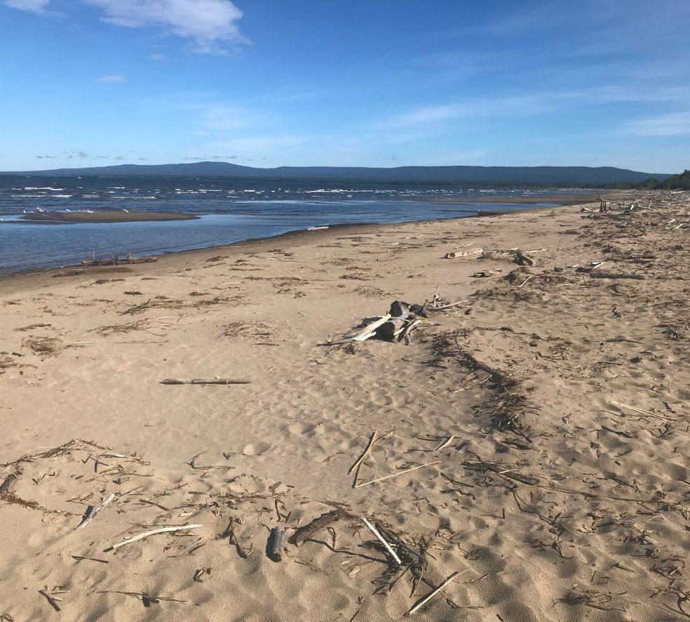 Weekend Trip: Devonshire Beach on Lesser Slave Lake