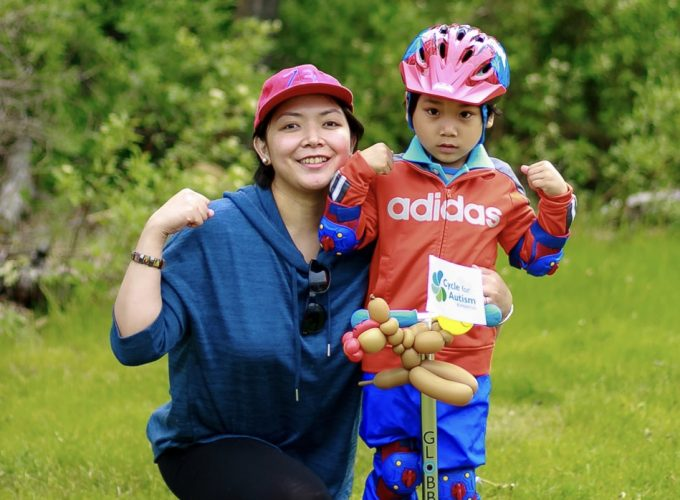 Cycle for Autism Edmonton