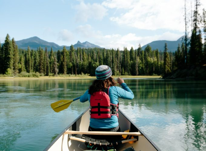 Try This: Paddle the Bowron Lake Canoe Circuit