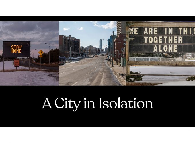 A City in Isolation