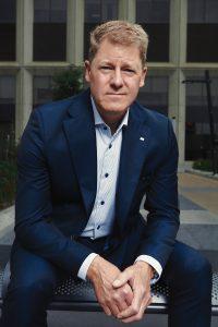 Curtis Stange, president of ATB