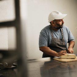 Aditya Raghavan, Chef and Owner of Fleur Jaune Cheese