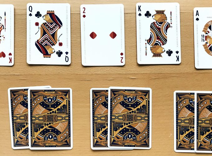 Dealing from a Different Kind of Deck