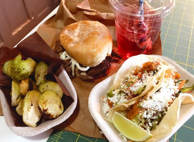 Lunch Break: Curbside Food Truck