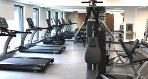Third floor fitness centre