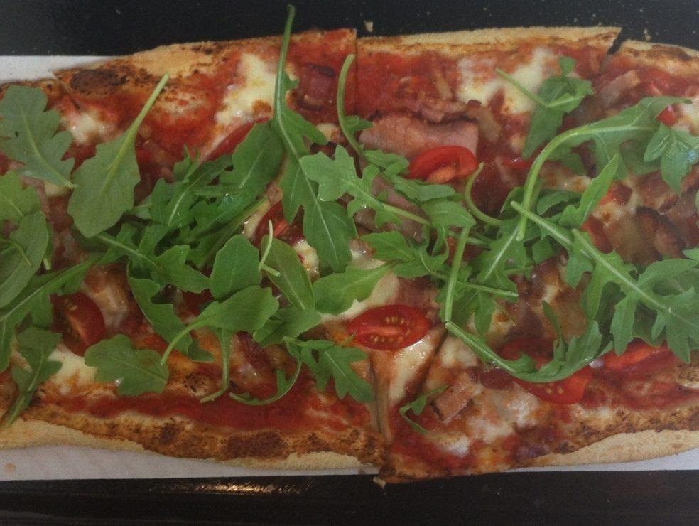 New Restaurant: Love Pizza