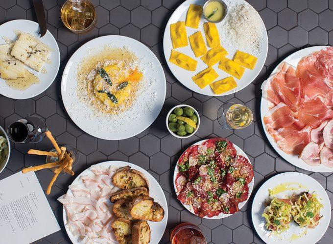 Best Restaurants for Sharing