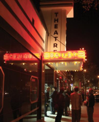 Encore For Bailey Theatre