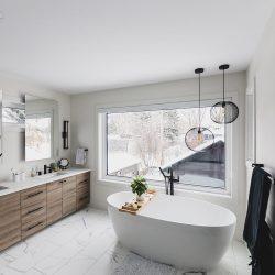 Bathroom_White_DoubleWoodCabinets_BigWindow