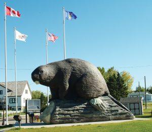 Beaverlodge's Beaver