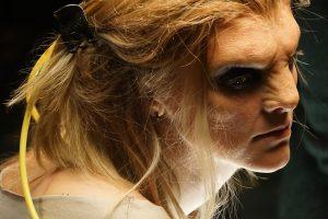 Behinde the Scenes - Lauren Beatty - transformation 1