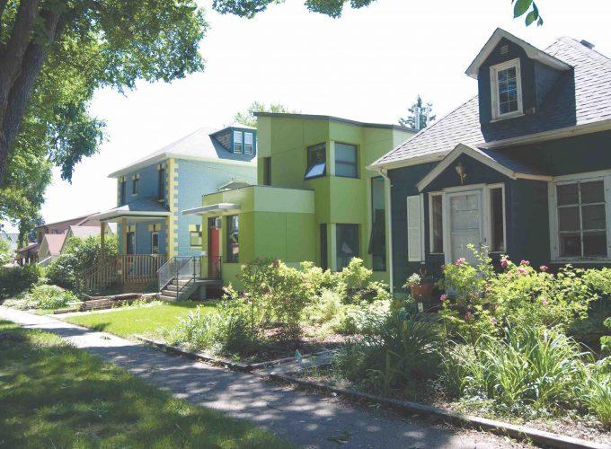 Edmonton's Best Neighbourhoods: Chips off the Old Block