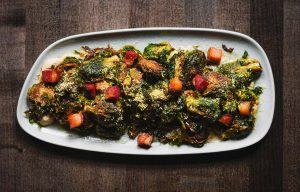 Best Things to Eat: Brussels Sprouts at DOSC