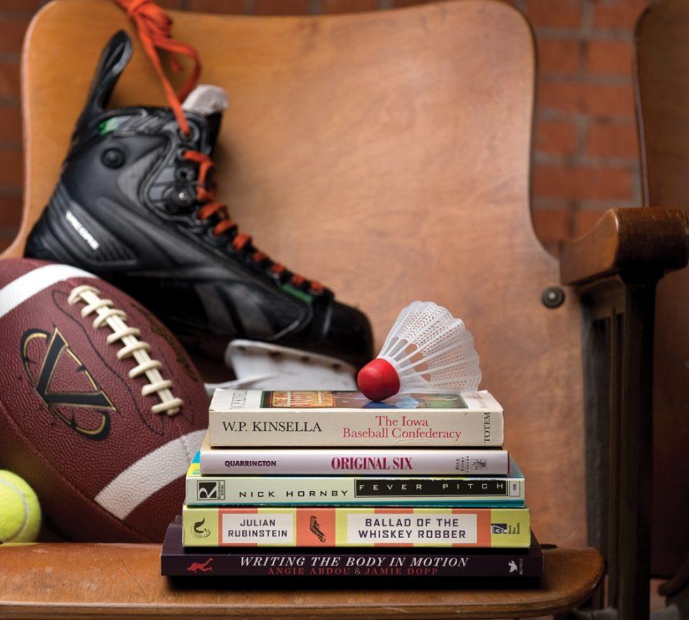 Bookends: Field Of Reads