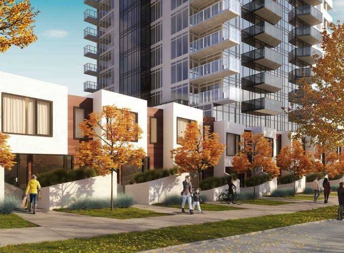 Developer Makes Big Bet on Roommate-Oriented