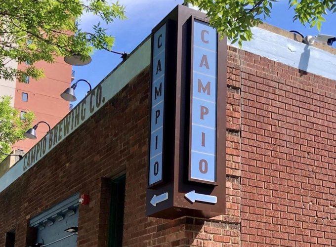 Campio Brewing Fall Market
