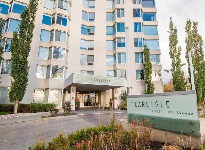 Property of the Week: Luxury Living at the Carlisle