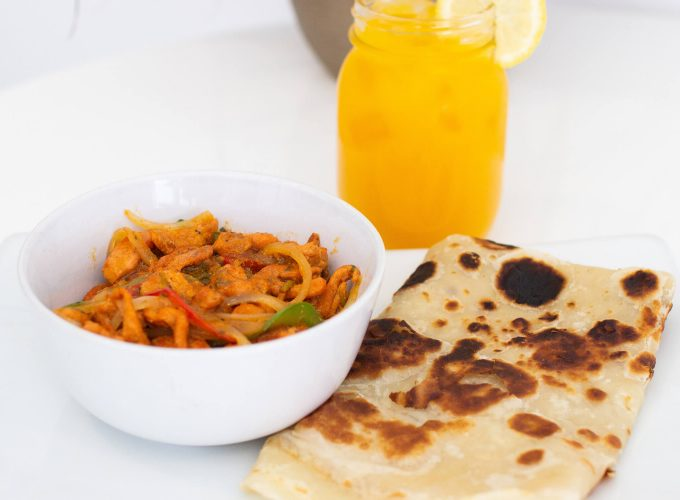 Best Things to Eat: Chicken Suqaar and Sabaayad from Mama Asha Cafe