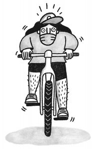 City_ShakyCyclist_illo