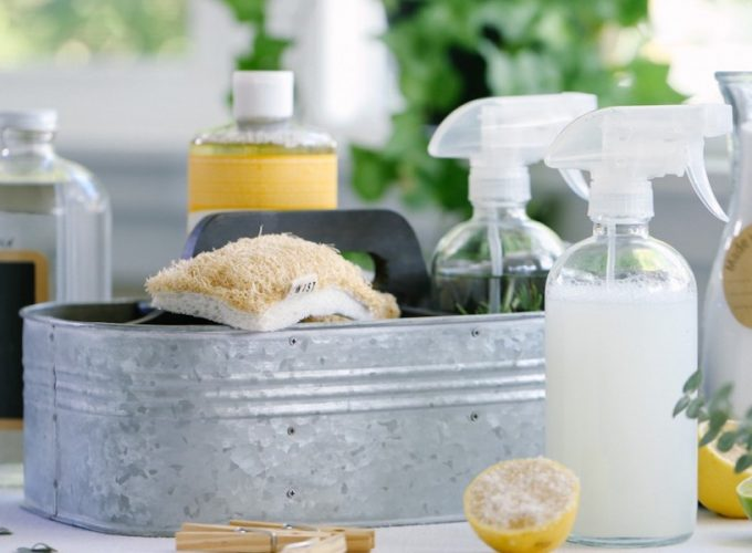 DIY: Make Your Own Sanitizing Solution