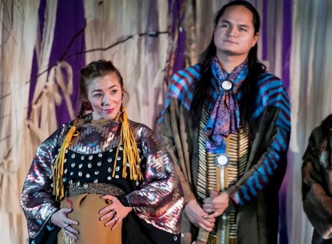 Pawâkan Macbeth – A Cree Takeover Live Reading