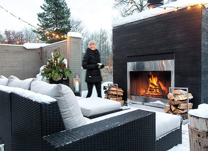 Winterize Your Deck