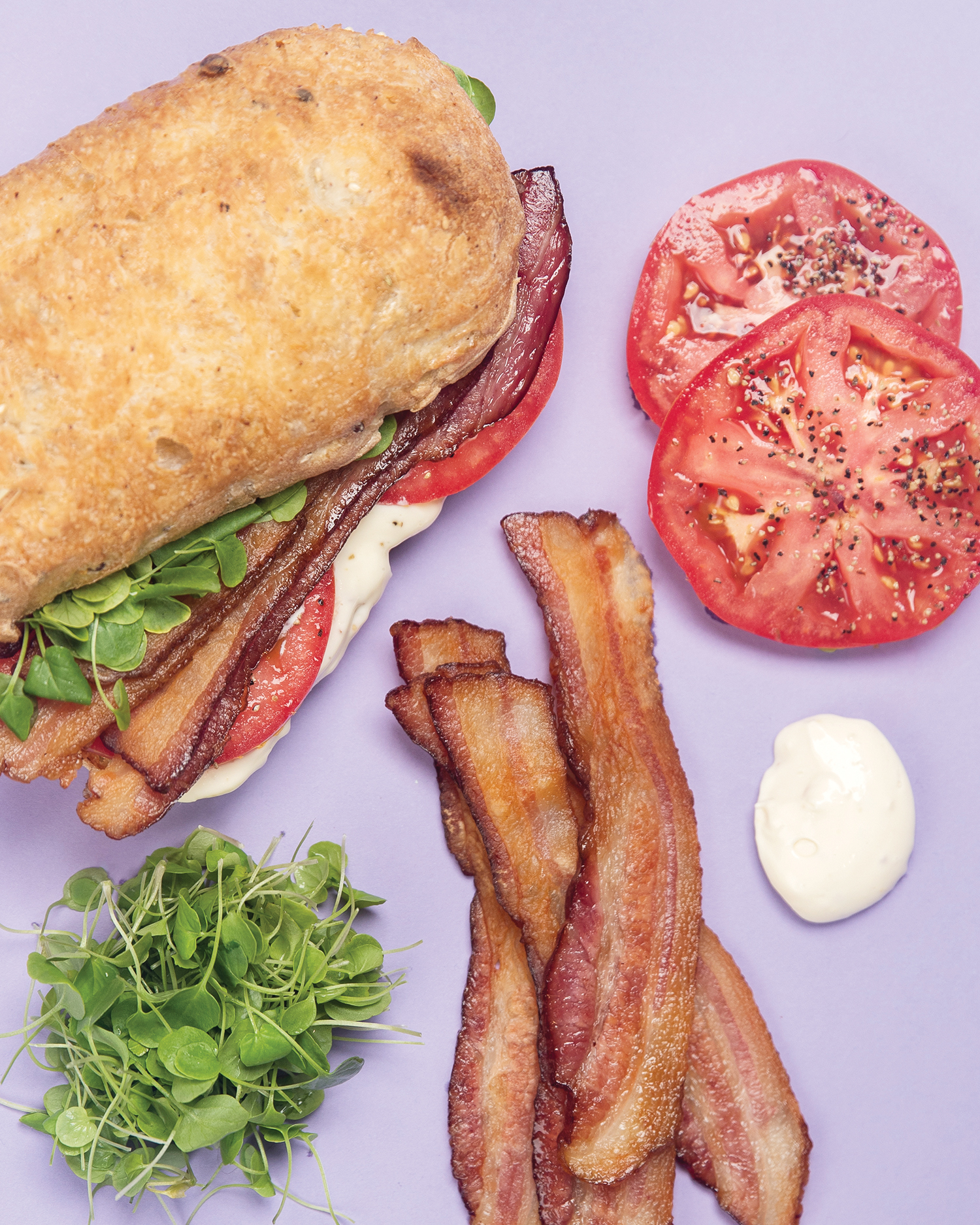 Delicious_OEB_Bacon_Watercress_Tomato_Sandwich