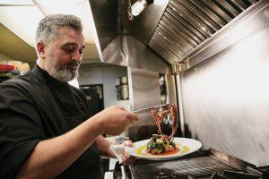 Chef Lino Oliveira