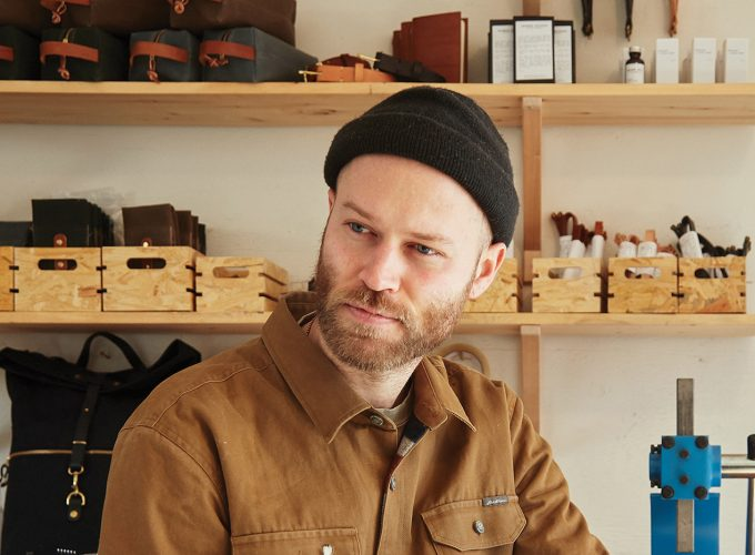 Meet Isaac Haines, the Edmonton Craftsman Behind Fieldwork Co.