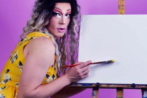 Drag-queen-paint