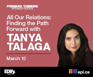 EPL - Tanya Talaga - Mar.2021