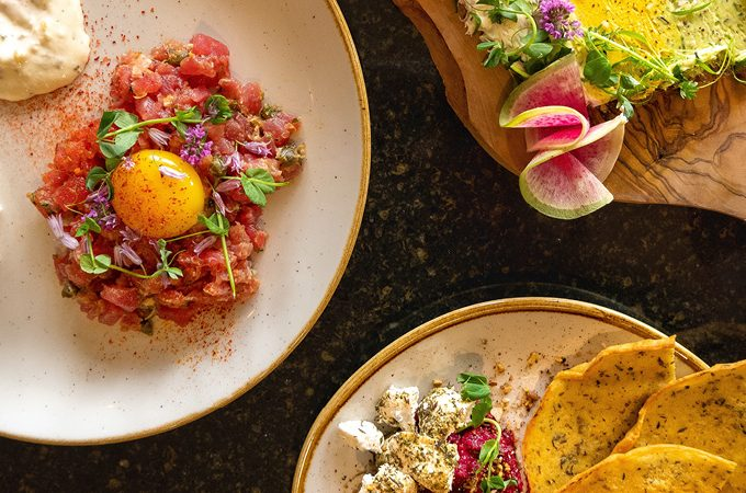 Best Things to Eat: Beef Tartare at Partake