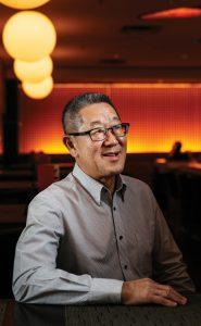 Lazia owner Richard Lim