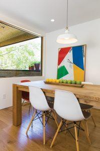 Euna Kang's dining room