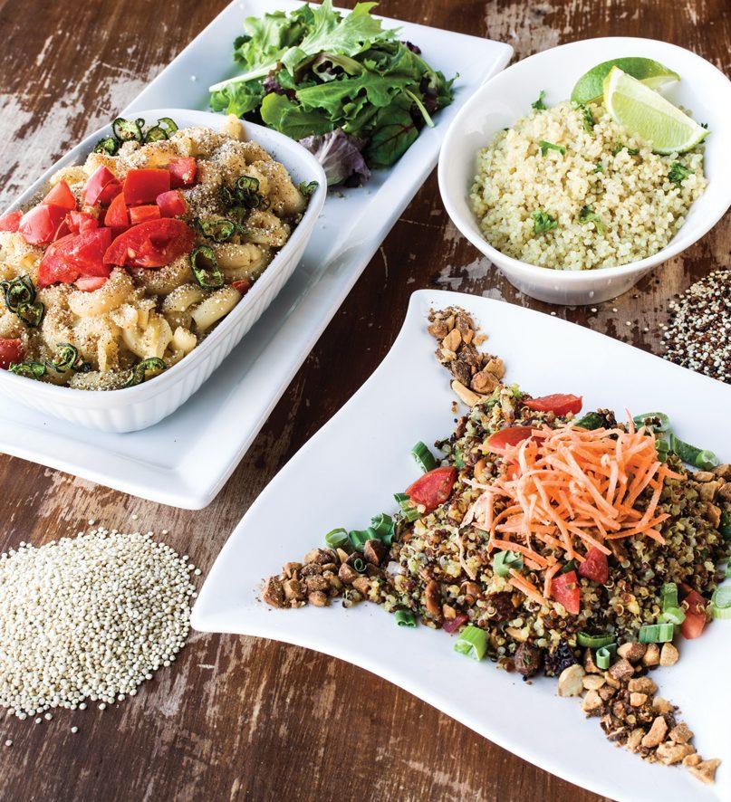 The Key to Quinoa